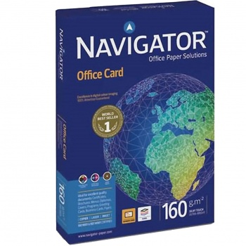 Χαρτί Α4 Navigator 160gr