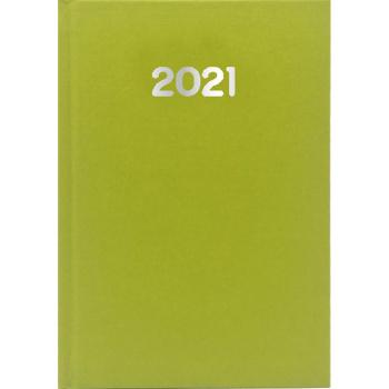 Ημερολόγιο Ημερήσιο 2021 Simple 17x25 Λαχανί