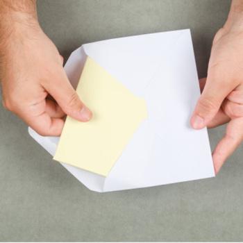 Φάκελοι Αλληλογραφίας Απλοί