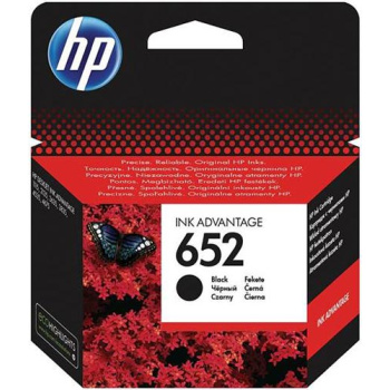 Μελάνι Hp F6V25AE No 652 Black