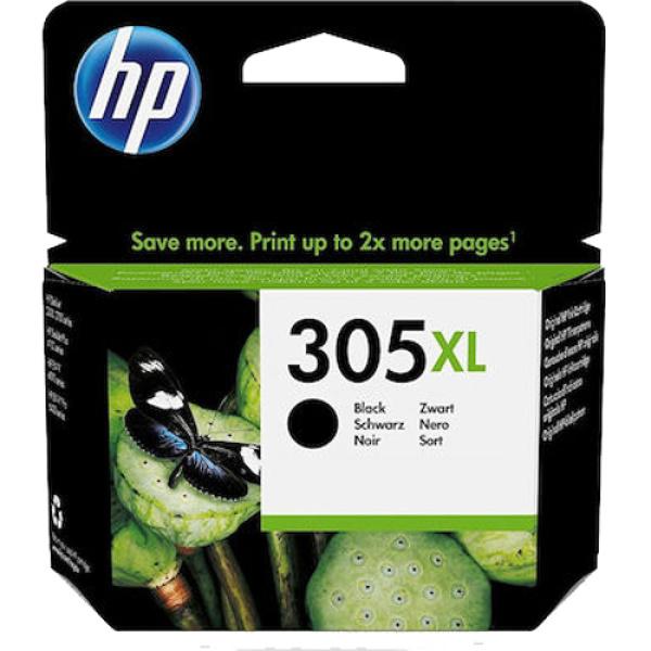 Hp 305xl Black Μελάνι εκτυπωτή Inkjet 3YM62AE