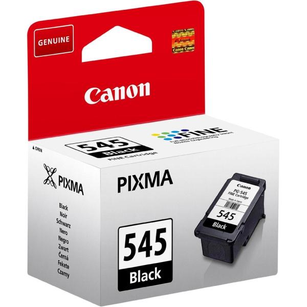 Canon PG-545 Black Μελάνι Εκτυπωτών