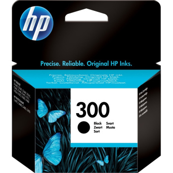 ΜΕΛΑΝΙ HP 300 BLACK CC640EE INKJET CARTRIDGE