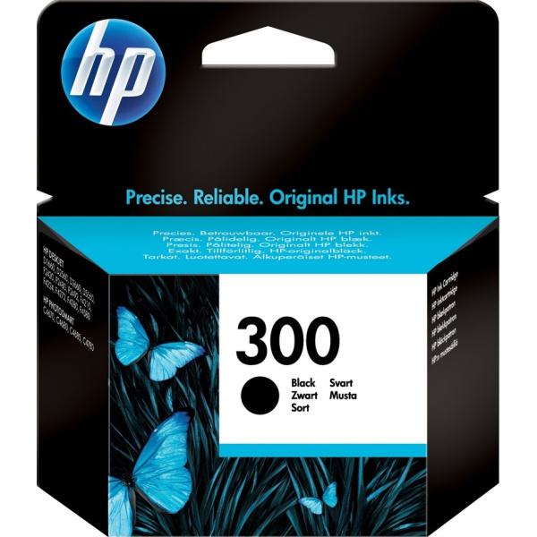 ΜΕΛΑΝΙ HP 300 BLACK CC640EE INKJET CARTRIDGE