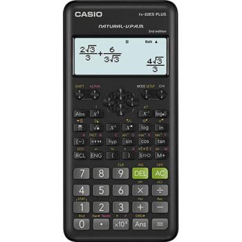 Casio Fx-82es Plus Επιστημονική Αριθμομηχανή 252 λειτουργιών