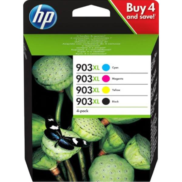 Μελάνι HP 903XL MULTIPACK INKJET CARTRIDGE 3HZ51AE