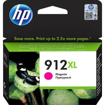 ΜΕΛΑΝΙ HP 912XL MAGENTA INKJET CARTRIDGE 3YL82AE