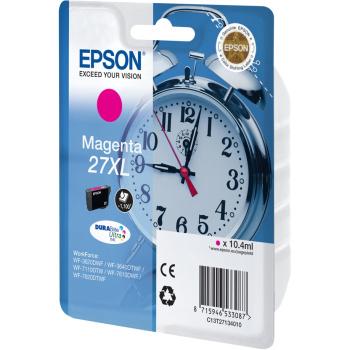 ΜΕΛΑΝΙ EPSON INKJET No 27XL MAGENTA C13T27134012