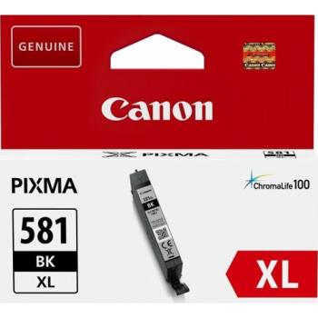 ΜΕΛΑΝΙ CANON CLI-581XL BLACK INKJET CARTRIDGE 2052C001(AA)