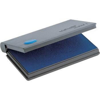 COLOP MICRO 1 Ταμπόν Απλών και Ξύλινων Σφραγίδων Μπλε με 5cm πλάτος και 9cm μήκος.