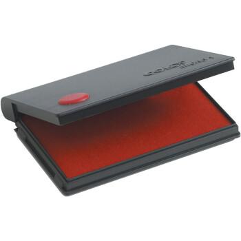 COLOP MICRO 2 Ταμπόν Απλών και Ξύλινων Σφραγίδων Κόκκινο με 7cm πλάτος και 11cm μήκος.