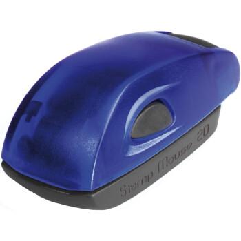 Σφραγίδα Colop Stamp Mouse 20 Τσέπης Indigo για κατασκευή σφραγίδας έως 3ων γραμμών κειμένου.