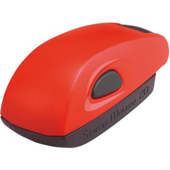 Σφραγίδα Colop Stamp Mouse 20 Τσέπης Κόκκινη για κατασκευή σφραγίδας έως 3ων γραμμών κειμένου.