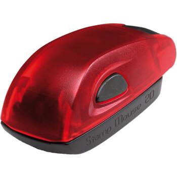 Σφραγίδα Colop Stamp Mouse 20 Τσέπης Μπορντό για κατασκευή σφραγίδας έως 3ων γραμμών κειμένου.