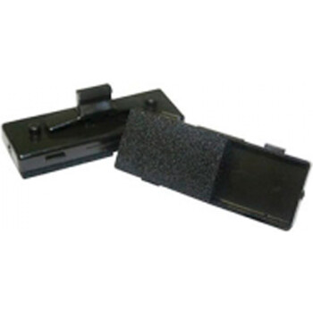 Rexel UN-12 Ανταλλακτικό Ταμπόν Μαύρο με μελάνι μετάλλου για σφραγίδες Rexel UN 12.