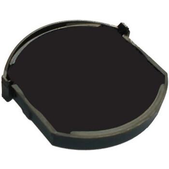 Trodat 6/4630 Ανταλλακτικό Ταμπόν Μαύρο για Σφραγίδες Στρογγυλές Trodat Printy 4630.