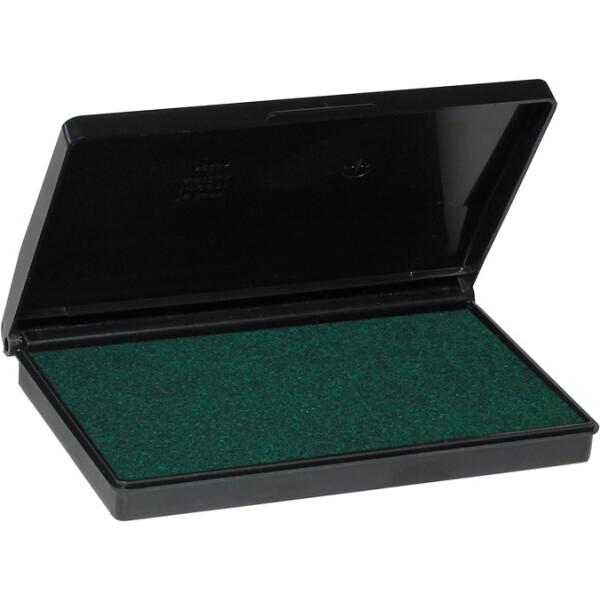Trodat 9051 Ταμπόν Απλών και Ξύλινων Σφραγίδων Πράσινο με 5cm πλάτος και 9cm μήκος.