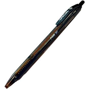 Στυλό Διαρκέιας Μαύρο Special Fine RT Οικονομικό με κουμπί και πάχος γραφής 0.7mm.
