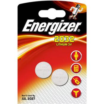 Μπαταρίες Energizer Λιθίου CR2032 τύπου νομίσματος (Coin) σχεδιασμένες για να παρέχουν υψηλή απόδοση και μέγιστη αντοχή.