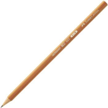 Faber Castel 1117 το πορτοκαλί οικολογικό μολύβι με πυκνότητα 2=Β