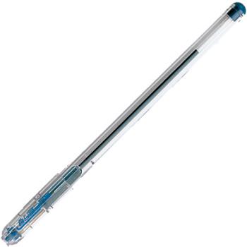 Στυλό διαρκείας Μπλε Pentel SUPERB BK77 με μεταλλικό τελείωμα και πάχος γραφής 0.7mm.