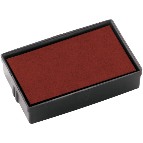 Colop E/10 Ανταλλακτικό Ταμπόν Κόκκινο για σφραγίδες Colop printer 10 printer C10.