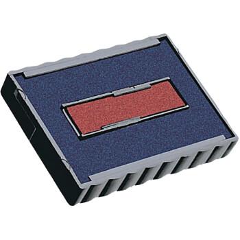 Trodat 6/4750 Ανταλλακτικό Ταμπόν Μπλε-Κόκκινο για σφραγίδες Trodat Printy 4750, 4755, 4941, 4760.