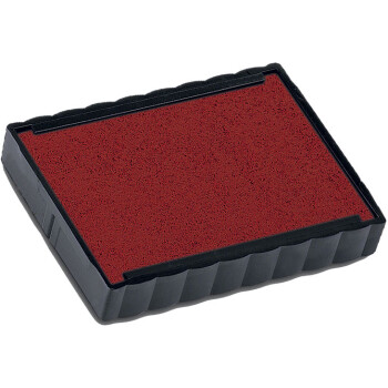 Trodat 6/4750 Ανταλλακτικό Ταμπόν Κόκκινο για σφραγίδες Trodat Printy 4750, 4755, 4941, 4760.