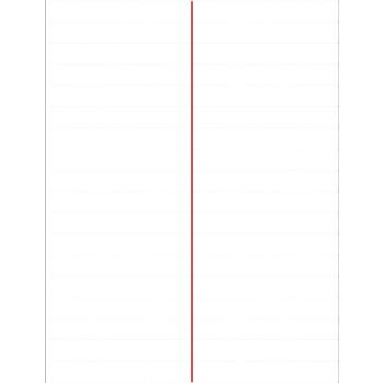 Μπλοκ Στενογραφίας 50 φύλλων διαστάσεων 17x25cm με κωδικό 762 που παράγεται από την ΤΥΠΟΤΡΑΣΤ.