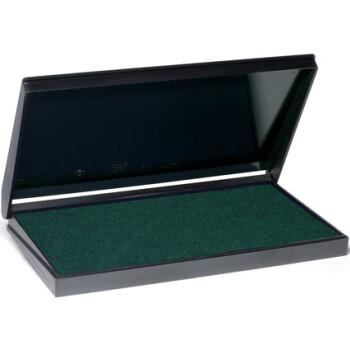 Trodat 9053 Ταμπόν Απλών και Ξύλινων Σφραγίδων Πράσινο με 9cm πλάτος και 16cm μήκος.