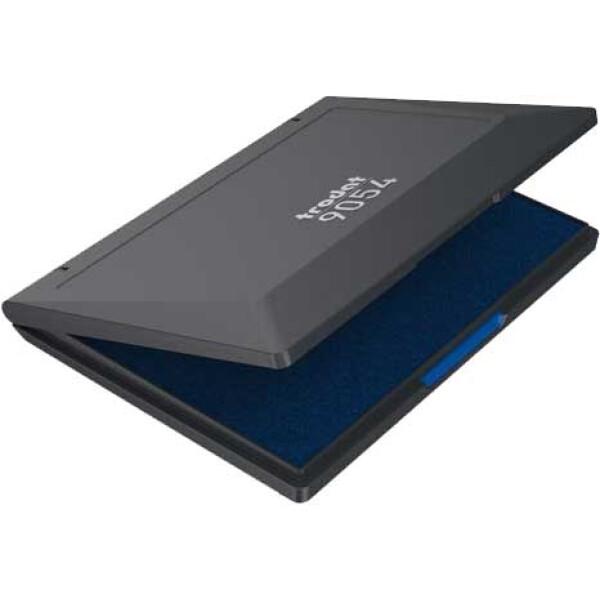Trodat 9054 Ταμπόν Απλών και Ξύλινων Σφραγίδων Μπλε με 14.8cm πλάτος και 21cm μήκος (Α5).