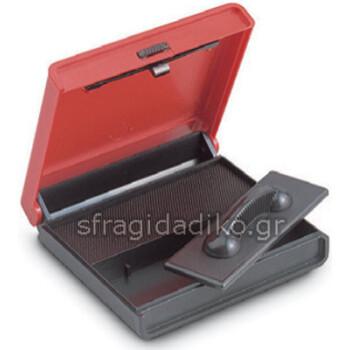 Σφραγίδα Trodat Pocket 9011 Vienna 1 Τσέπης για κατασκευή σφραγίδας έως 3ων γραμμών κειμένου.